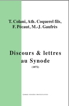 Discours & lettres au Synode